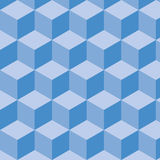 Pattern cubes Stock Photos