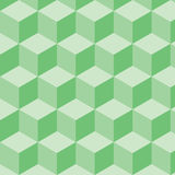 Pattern cubes Stock Photo