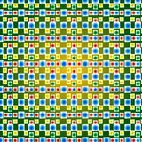 Pattern cubes royalty free stock photography