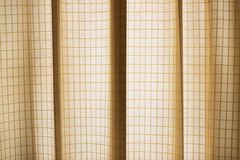 Pattern of Curtain Royalty Free Stock Photos