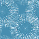 Pattern dandelion Stock Photo