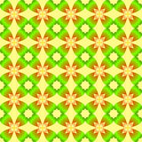 The pattern for the day of St. Patrick's Day. Royalty Free Stock Photo