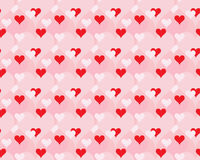 Pattern for Day of Valentine. Seamless pattern for Day of Valentine royalty free illustration