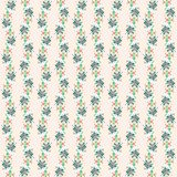 Pattern decorate flower Stock Images