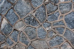 Pattern of decorate Stone wall texture Stock Photos