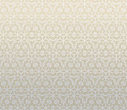 Pattern from decorative elements Stock Images