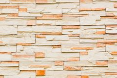 Pattern of decorative slate stone Royalty Free Stock Image