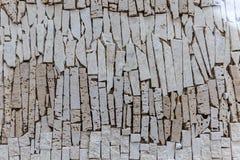 Slate stone wall surface Stock Photos