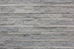 Pattern of decorative white stone wall surface. Pattern of decorative white slate stone wall surface Royalty Free Stock Photos
