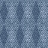 Pattern with denim jeans Royalty Free Stock Photography