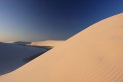 Pattern in desert Stock Photos