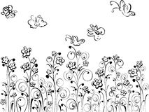 Pattern for design. Royalty Free Stock Images