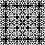 Pattern design in classical style Royalty Free Stock Photography