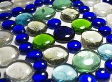 Pattern Design Glass Rocks Royalty Free Stock Photography