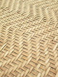 Pattern and design of Thai style bamboo handcraft Royalty Free Stock Photos