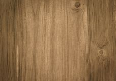 Pattern detail of teak wood Stock Photography