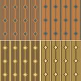 Pattern diamond lines Stock Photography