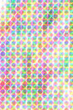 Pattern of diamond shapes  Stock Photo