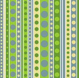 Pattern with dots Stock Photography