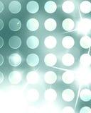 Pattern of dots Stock Image