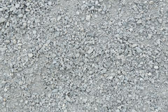 A pattern of dusty and dirty gray stones royalty free stock photography