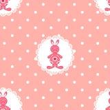 Pattern. Easter motives royalty free illustration