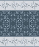 Pattern of eastern ornamental background Stock Images