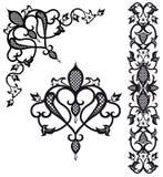 Pattern elements Royalty Free Stock Photo