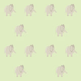 Pattern with elephants Royalty Free Stock Photos