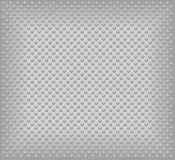 Pattern Embossing Grey. Background Black Royalty Free Stock Photography