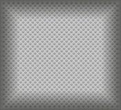 Pattern Embossing Grey. Background Black Royalty Free Stock Image