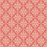 Pattern in empire style Stock Photo