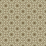 Pattern in empire style. One pattern in empire style vector illustration