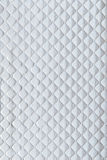 Pattern of fabric. Abstract background of a white fabric Stock Photography