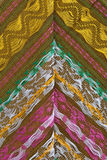 Pattern of fabric. Abstract background of a fabric Stock Photo