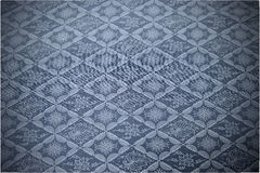 The pattern of fabric Royalty Free Stock Image