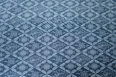 The pattern of fabric Royalty Free Stock Photography