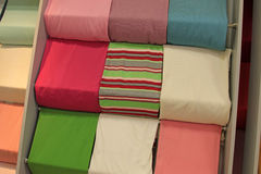 Pattern fabric background Stock Image