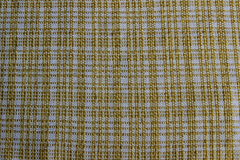 Pattern of fabric. Close up of fabric pattern royalty free stock photos