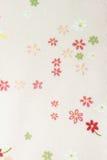Pattern of fabric Stock Photos