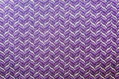 Pattern of fabric Royalty Free Stock Photography