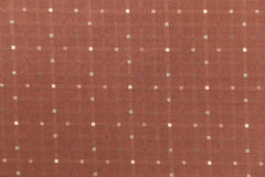Pattern on fabric texture for background Stock Photo
