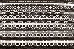 Pattern on fabric texture for background Stock Image