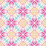 Pattern with the family Stock Images