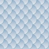Pattern. Fish scales background, seamless pattern Royalty Free Stock Photography
