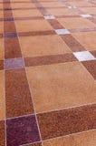 Pattern of floor closeup Stock Photos