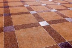 Pattern of floor closeup Stock Image