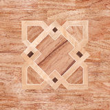 The pattern of the floorboard on the parquet Stock Photos