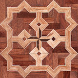 The pattern of the floorboard. On the parquet background Stock Photos
