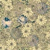Pattern, Flora, Design, Textile Royalty Free Stock Images